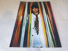 PRIMAL SCREAM - Mini poster couleurs N°1  !!!!!!!!!