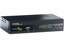 Digitale FULL HD Sat Receiver dsr-395u.se dvb-s2 USB HDMI Satelliti Mediaplay