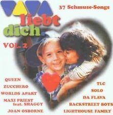 Viva liebt Dich 2 (1996) Queen, Backstreet Boys, Taucher, Tina Turner, .. [2 CD]