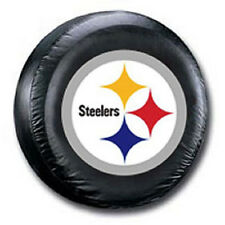 Pittsburgh Steelers Medium Spare Tire Cover [NEW] NFL Car Auto Wheel Nylon CDG