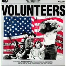 JEFFERSON AIRPLANE-Volunteers-VINYL LP RECORD- Sundazed Reissue-Stereo-WoodenShi