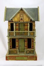 Antique German Gottschalk Doll House ca1890