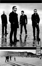 2009 U2 POSTER FUNKY #5208 NO LINE ON THE HORIZON 22X34 NEW FREE SHIPPING