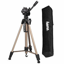 Hama Star 61 Universal DLSR Camera Tripod With Pan Head Kit & Carry Case -  NEW