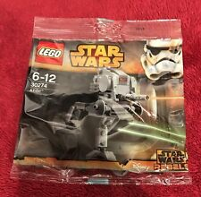 LEGO STAR WARS: AT-DP Polybag Set 30274 Brand New