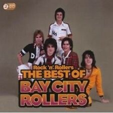 "Bay City Rollers Rock 'n Roller: the Best of"" 2 CD NUOVO"