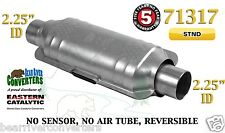 "Eastern Universal Catalytic Converter Standard 2.25"" 2 1/4"" Pipe 12"" Body 71317"