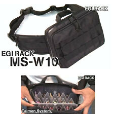 New DAIICHISEIKO Egi Bag Case Squid Jig Pouch Waist Bags W-10 Portable Rack #A1