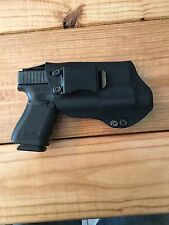 Custom kydex iwb holster glock 17/22 with tlr-1 light
