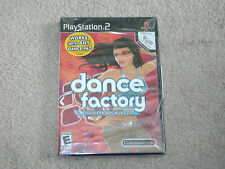 DANCE FACTORY...PS2...***SEALED***BRAND NEW***!!!!!