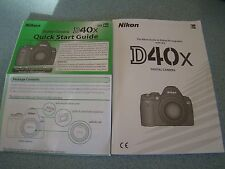 NIKON D40X DIGITAL CAMERA GUIDE