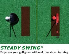 Steady Swing Golf Training Aid & Putting Training Aid
