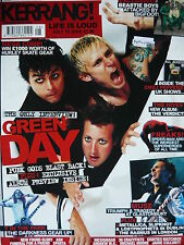 KERRANG 1013 - GREEN DAY/RED HOT CHILI PEPPERS/36 CRAZYFISTS/THE BEASTIE BOYS