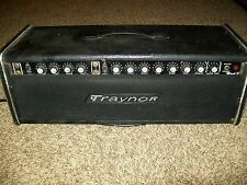 Traynor Mark 3 Guitar Amplifier Head 1970s Model YGL-3A 80 Watt Tube Amp!