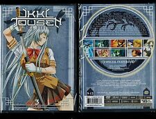 Ikki Tousen: Dragon Destiny, Vol. 3 (Brand New Anime DVD, 2010)