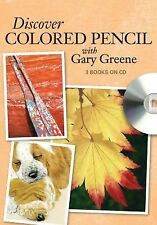 Discover Colored Pencil with Gary Greene [DVD]
