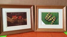 2 ~ Anne Geddes Pictures, Fairy Babies & Caterpillar Babies Framed Prints