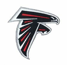FOOTBALL Atlanta Falcons Iron-on/Sew-on Embroidered PATCH