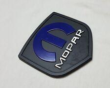 Auto Black Mopar Shield Emblem Trunk Fender Badge For Chrysler Dodge Jeep Ram