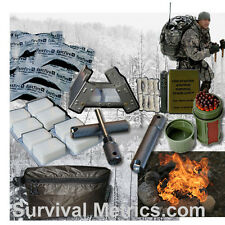 Tactical & Military Fire Starting & Stove Kit
