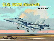 NEW! ECM Aircraft in Action: Electronic Counter Measures (Squadron Signal 10233)