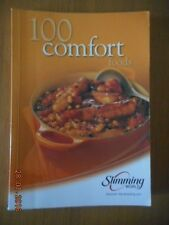 SLIMMING WORLD 100 COMFORT FOODS ORIGINAL RED AND GREEN DAYS