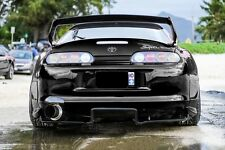 Toyota Supra MK4 IV Bumper Diffuser Undertray Aero Style Body kit Rear Diffusor