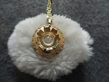 Pretty Belair Wind Up Vintage Necklace Pendant Watch