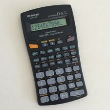 Fraction / Scientific Calculator (Sharp EL-503W)