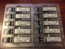 Brocade 10G-SFPP-LR-8 8 PACK 10Gb Long Range SFP+ 8 Pack SFP+