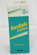 Kwelada %5 Permethrın Lotion 120ml/4oz Treatment of Scabies and Pubic Lice Buy
