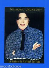 MICHAEL JACKSON - Panini 1996 - CARD - Figurina-Sticker n. 154