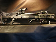 Black Aces Tactical Picatinny Quad Rail - Mossberg 500/590/A1 & Maverick 88 RB7M