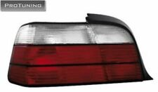 BMW E36 3 series Saloon Limo RED Sedan White REAR TAIL LIGHTS TAILLIGHTS M3 4D