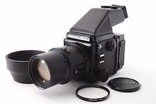 Mamiya RZ67 Pro II w/Prism Finder,Sekor Z 250mm f/4.5 w Lens Excellent+++ Japan