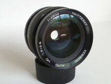 COSINON AUTO MC 28mm f2.8 Lens - s/n 778347 - M42 Screw Fit