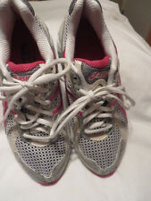 Asics Gel-1160 Duomax Sneakers, Silver, Multi-Color, Sz. 6 1/2M