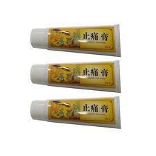 3 X 30g Joints Aching Pain Relief Cream Gel Pain Relief of Arthritis MUSCLE NECK
