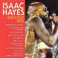 Isaac Hayes - Greatest Hits, New Music