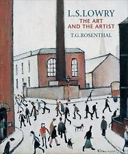 L. S. LOWRY (9781910065419) - T. G. ROSENTHAL (PAPERBACK) NEW