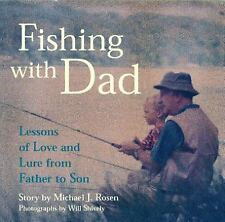 Fishing with Dad: Lessons of Love and Lure from Father to Son-ExLibrary