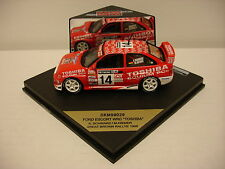 1/43 Ixo Skid Rally WRC Ford Escort SKM99029 Schwarz Great Britain Rally 1998