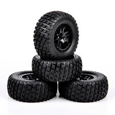 12mmHex 1/10th Scale RC Short Course Truck Off Road Tyre and Wheel 4PC 29001