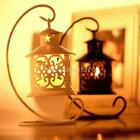 Moroccan Hanging Candle Holder Tea Light Stand Candlestick Wedding Party Decor
