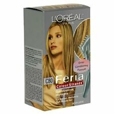 L'Oreal Feria Colour Strands Highlights #C80, Very Light Blondes