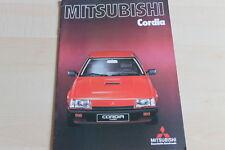 147207) Mitsubishi Cordia Prospekt 198?