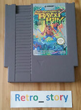 Nintendo NES The Adventures Of Bayou Billy PAL - EEC