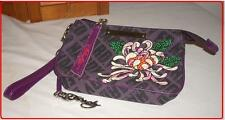 ED HARDY wristlet wallet mini purse