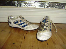 ADIDAS PREDATOR FOOTBALL BLADES BOOTS SIZE 5 GOOD CONDITION