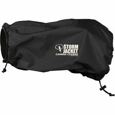 Vortex Media SLR Storm Jacket Camera Cover, Small (Black)